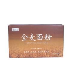 【临期】E动舌尖 全麦面粉 1kg*5