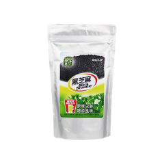 【仅限积分兑换】(达侑)笃亲生机 台湾 黑芝麻粒  300g
