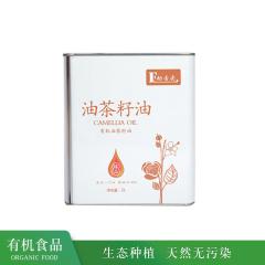 E动舌尖 油茶籽油 2L