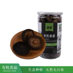 垄垦有机香菇100g