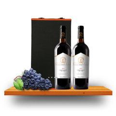 格蕾澳特 2012赤霞珠干红葡萄酒 750ml*2(双瓶礼盒装)