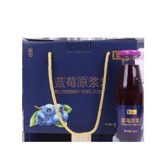 E动舌尖蓝莓原浆258mL*6瓶
