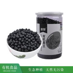 垄垦有机黑豆500g