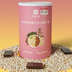 想真有机阿胶魔芋红豆薏仁粉30g*8