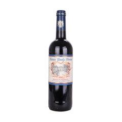 【参与积分兑换】甘朵贝丽娜 城堡干红葡萄酒 750ml